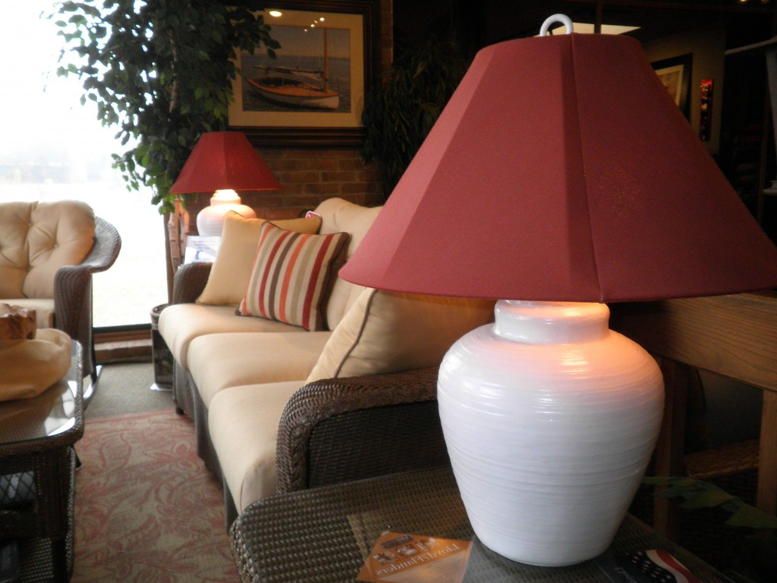 Lamp Shades For Ginger Jar Lamps