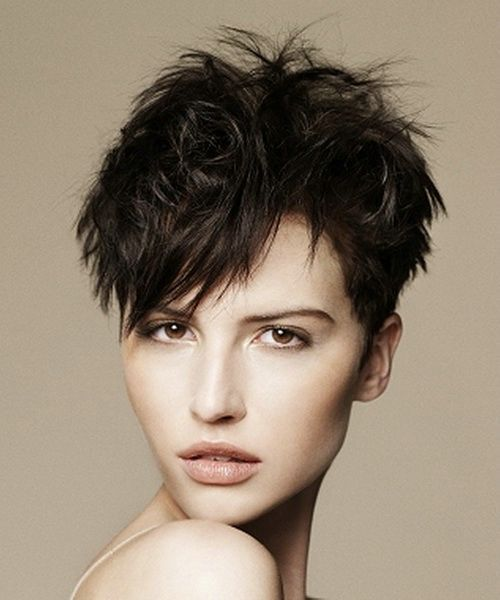 Really Short Hairstyles Really Short Hairstyles For Thick Hair  Short Hairstyles Ideas
