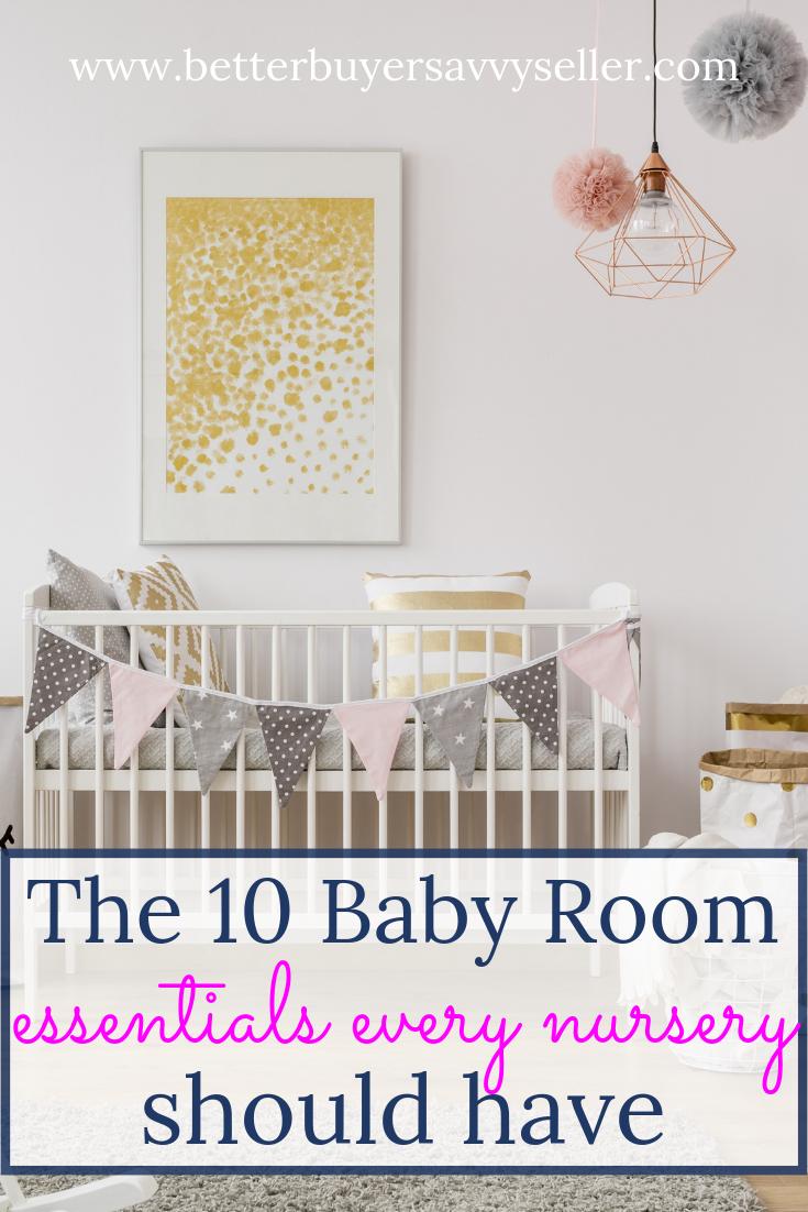 10 Baby Room Essentials Every Nursery