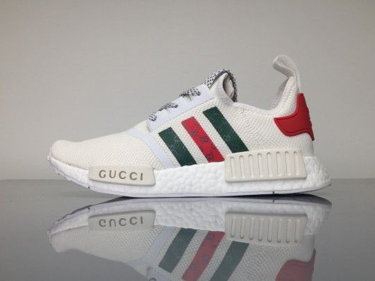 Adidas Originals NMD R1 X GUCCI from www.kicks-vogue.com Want a special  price Contact me! Email kicksvogue88 gmail.com 465fab00fd