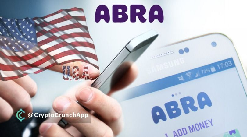 Abra App to Restrict Services for US Users Over Regulatory