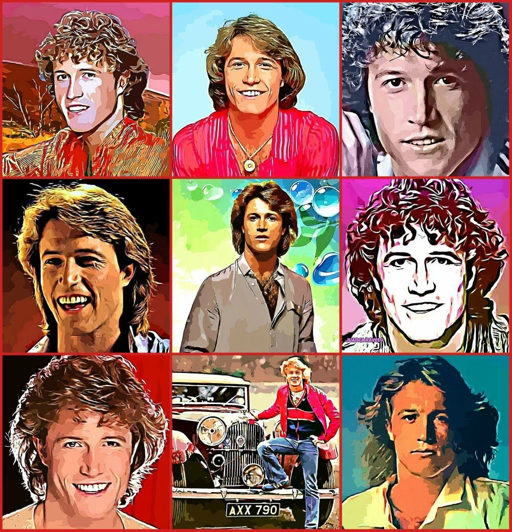 Andy Gibb I Just Want To Be Your Everything 1984 Live In Chile