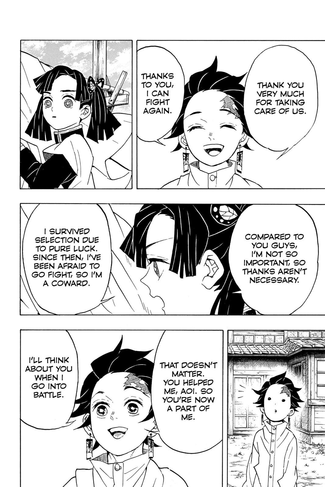 Demon Slayer Kimetsu No Yaiba Chapter 53 12