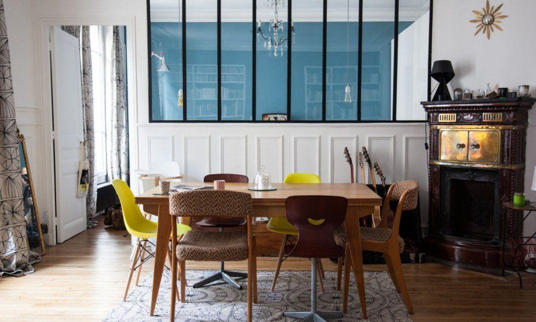 La verrière, ouvrir lu0027espace avec style Sitting rooms, Glass and Walls