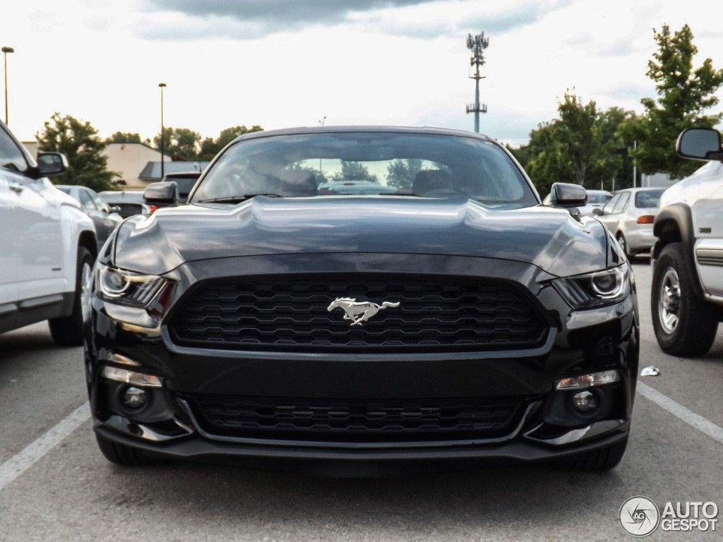 1000 images about mustang 2015 on pinterest shelby gt 2015 ford mustang and search - 2015 Ford Mustang Gt Convertible Black