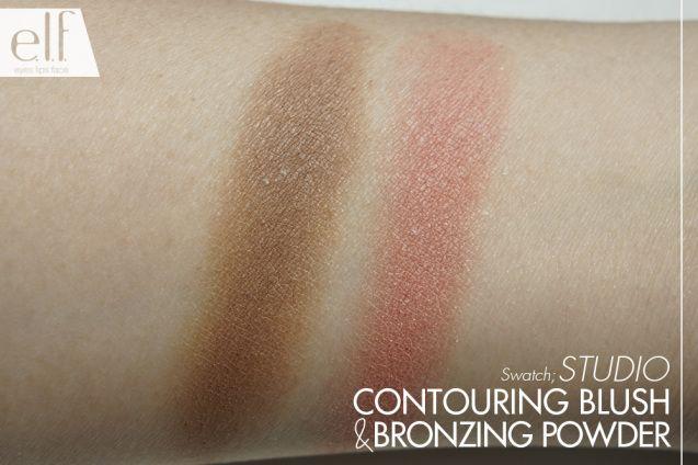 Contouring Blush & Bronzing Powder by e.l.f. #19