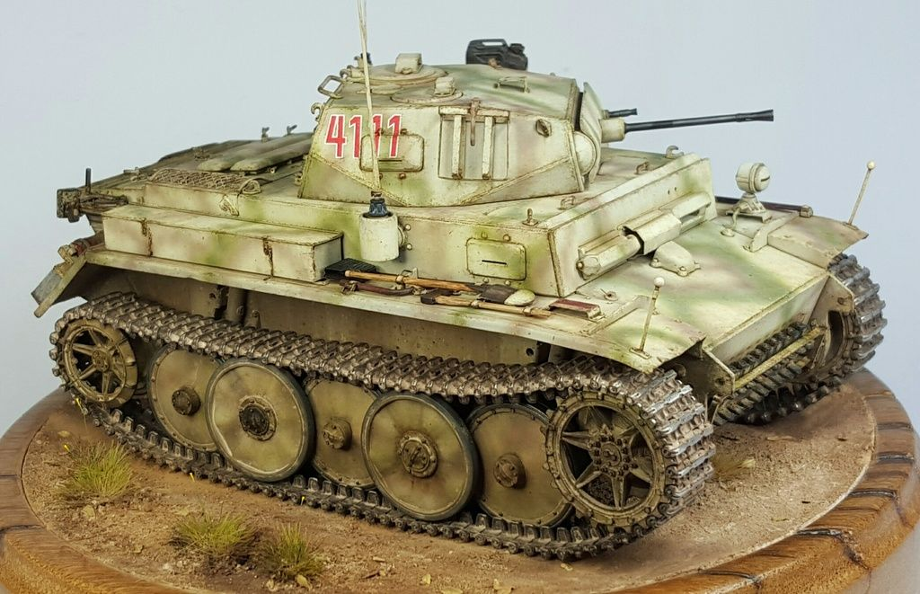 Constructive Comments Discussion Group Model Tanks Panzer Ii Military Modelling