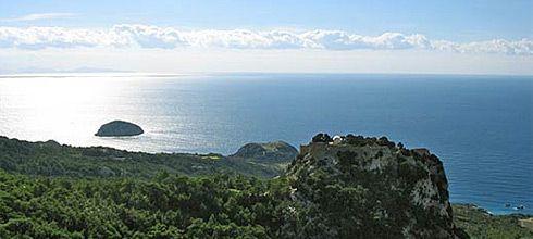 Monolithos Rhodes