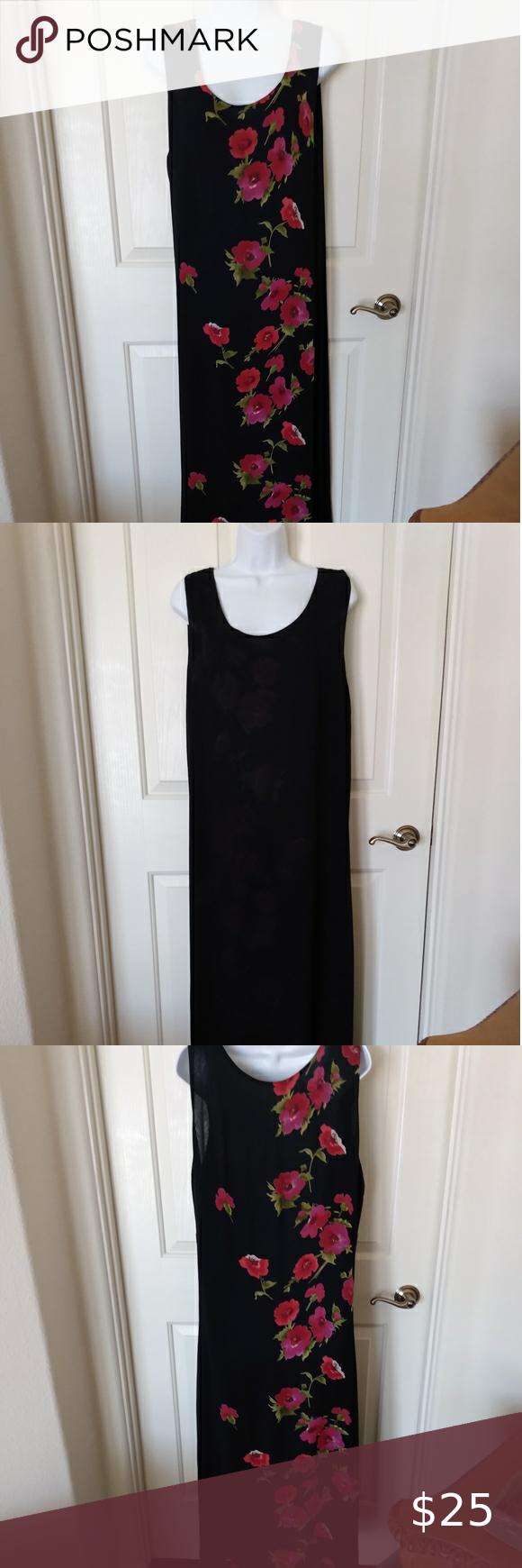 Vintage Boho Nordstrom Xl Reversible Black Dress Clothes Design Vintage Black Dress Vintage Boho [ 1740 x 580 Pixel ]