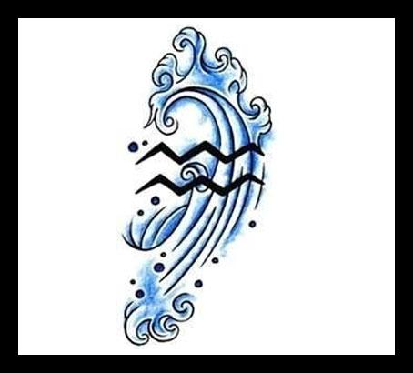 aquarius aquarius pinterest tatouage tatouage. Black Bedroom Furniture Sets. Home Design Ideas
