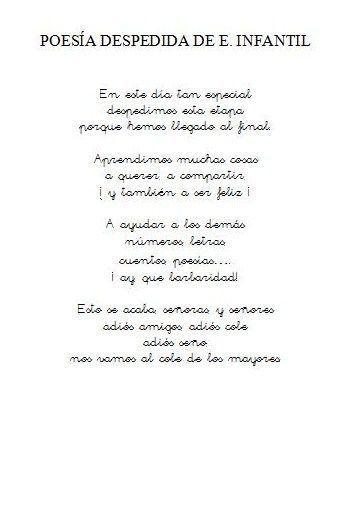 Poemas para una graduacion 6 ano geli cano recursos para for A que zona escolar pertenece mi escuela