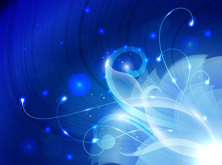blue flower backgrounds