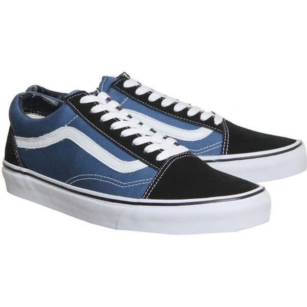 Vans Old Skool (20.590 HUF) ❤ liked on Polyvore featuring shoes ... 6219539ba