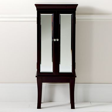 Mirror Jewelry Armoire jcpenney Work Jewelry Armoires Pinterest