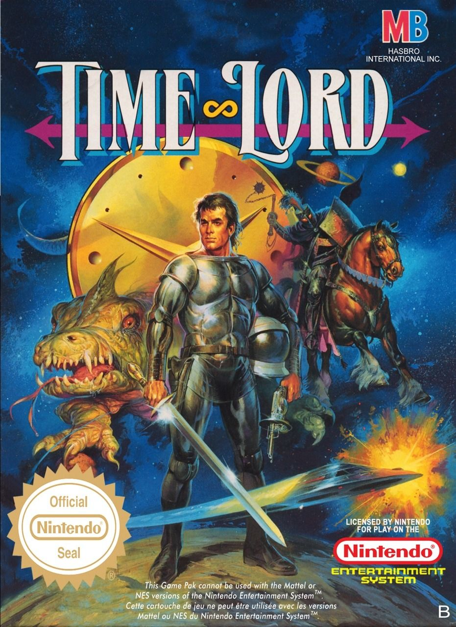 Pin by Darth_Azrael on Retro Gaming | Time lords, Retro