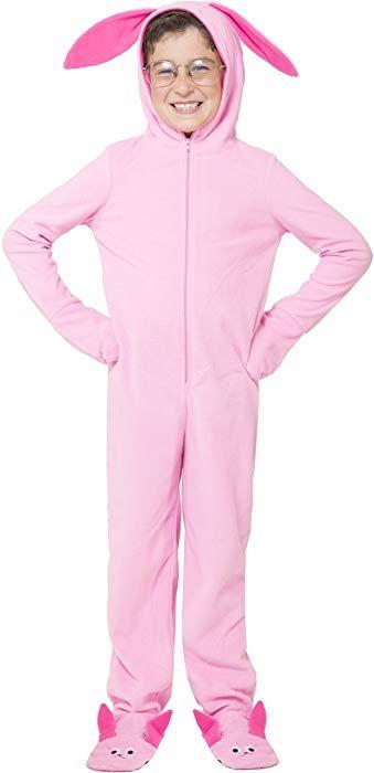 A Christmas Story Kids \u0027Ralphie Deranged Pink Bunny