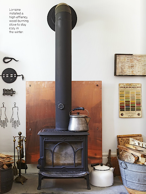 Covet Garden Issue 39 Wood Stove Wood Stove Wall Freestanding Fireplace