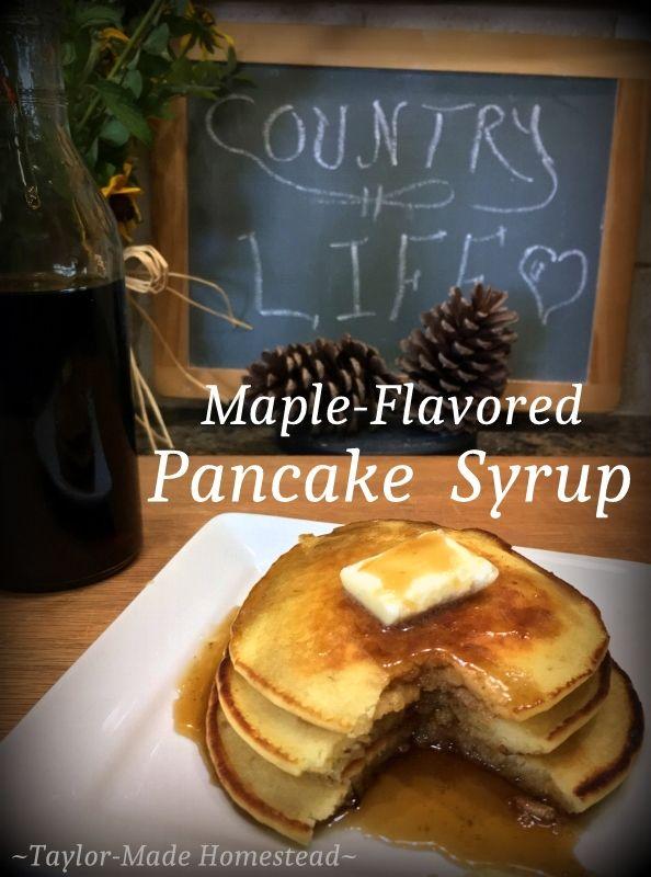Pancake Pantry Recipe