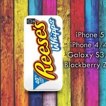 reeses Whips iPhone 4 / 4S case iPhone 5 case Samsung Galaxy S2 case Samsung Galaxy S3 / S4 case