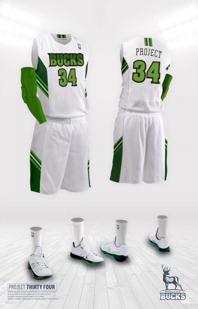 Bucks jerseys concept  7595ec552