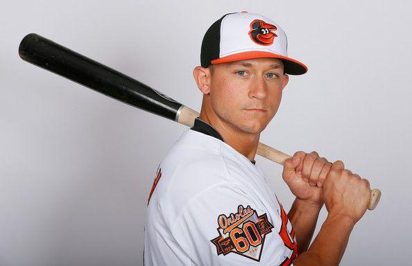 David Lough  lf   #9 of the Baltimore Orioles