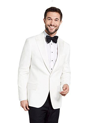 3654991ab001 New First Nighter Men's White Lapel Single Button Dinner Jacket Mens  Fashion Clothing. Mens Clothing [$92.00 - 110.98]topbrandsclothing