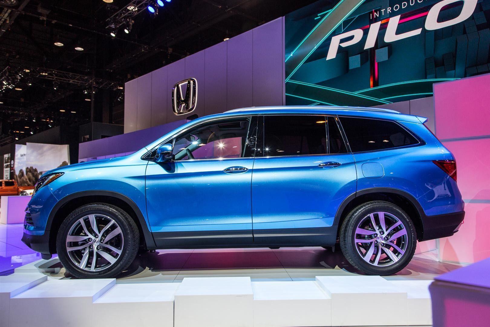 2019 Honda Pilot Colors Release, Specs and Review Honda