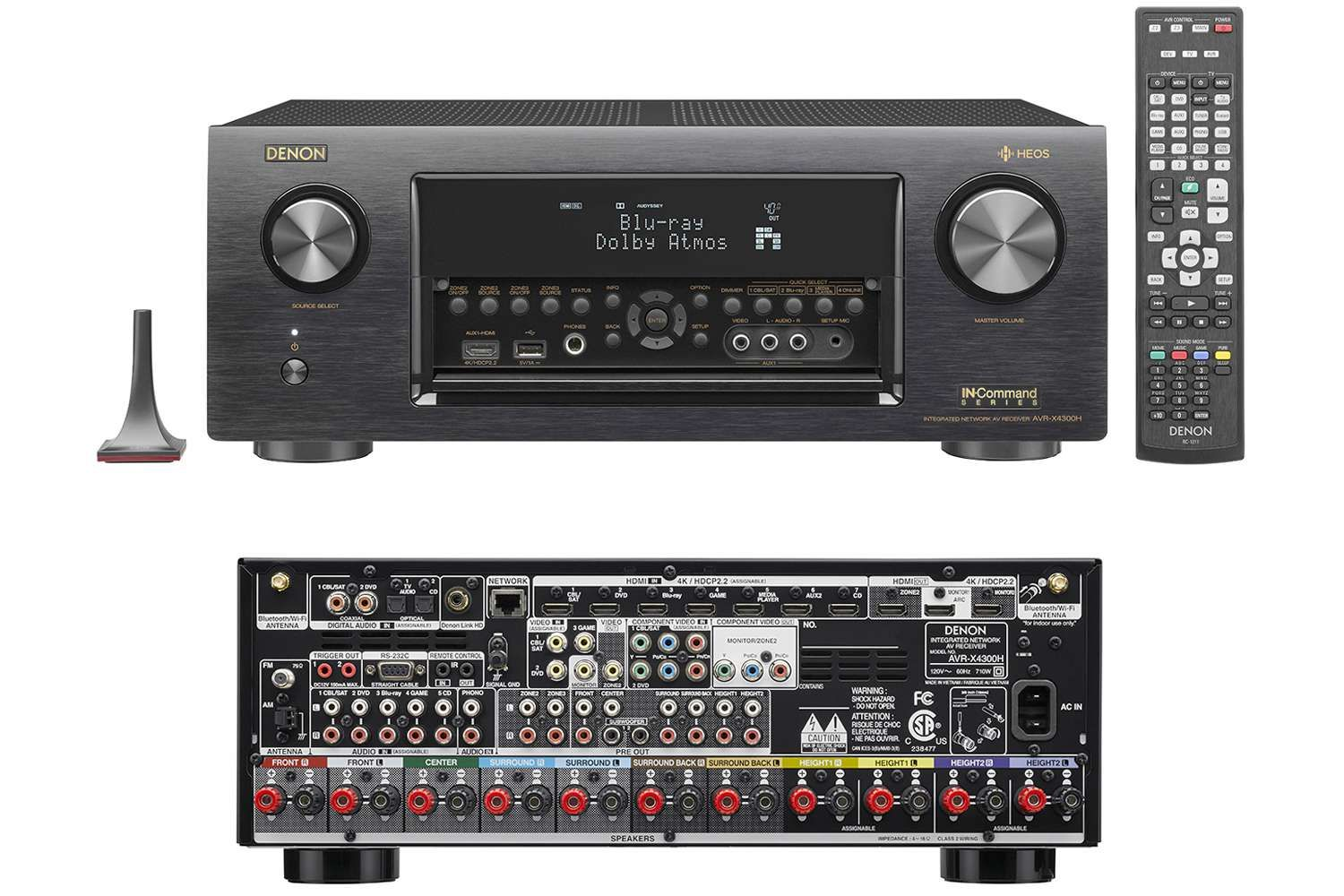 The 12 Best Mid Range Home Theater Receivers Of 2020 Home Theater Home Theater Receiver Best Home Theater System