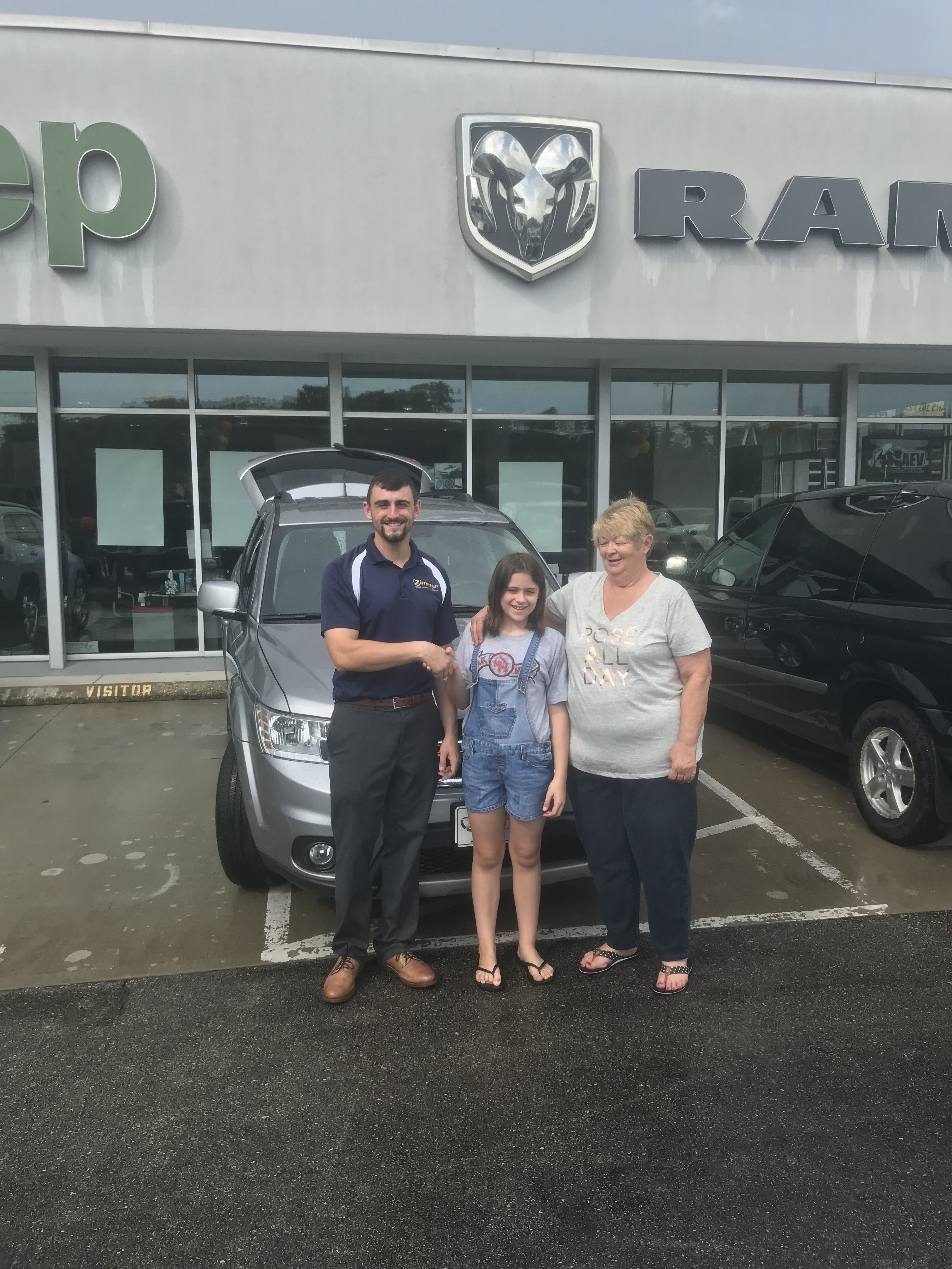 Congratulations to Elaine Offill! She stopped in with her