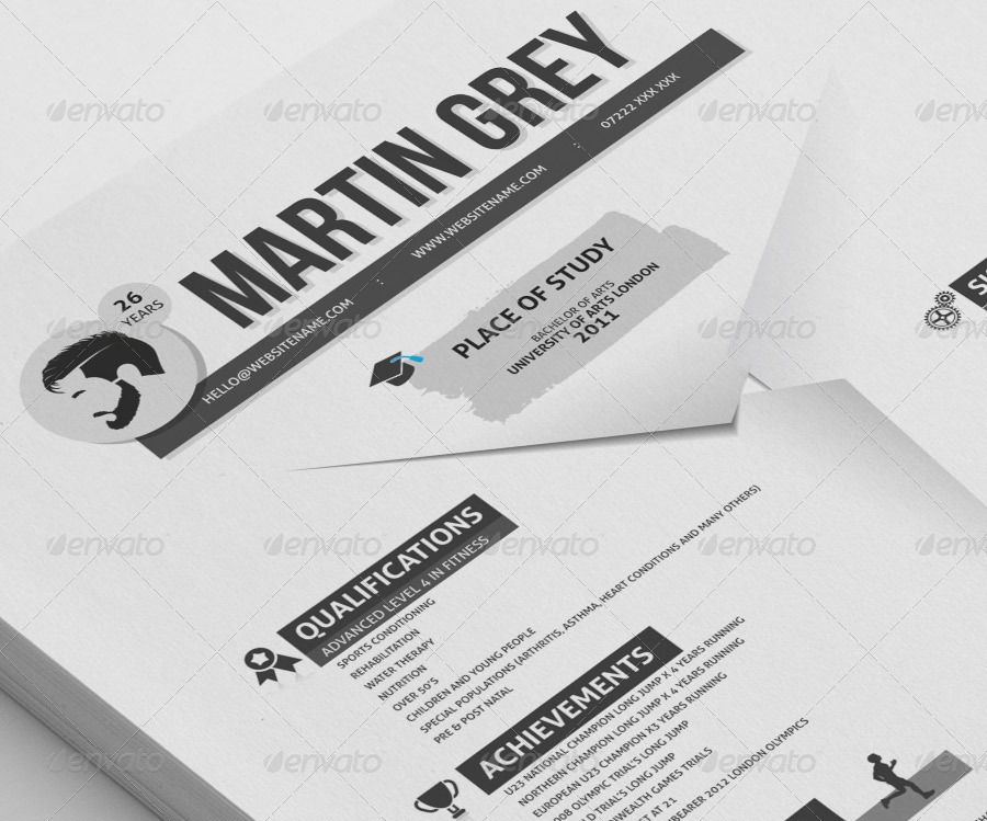 Professional Resume For Personal Trainers Professional resume - resume for personal trainer