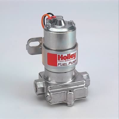 Holley Red Electric Fuel Pumps 12 801 1 Free Shipping On Orders