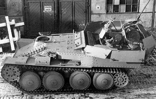Flak Selbstfahrlafetten And Flakpanzer