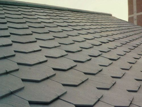 Good Slate Roof Tile And Roof Coverings