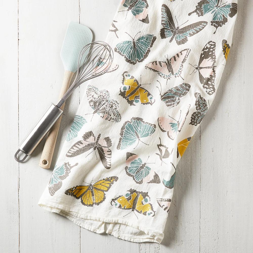 Butterfly Kitchen Towel Kitchen Towels Cute Kitchen Towel