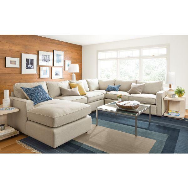 Modern Furniture 2014 Clever Furniture Arrangement Tips: Modern Living Room Furniture - Room & Board