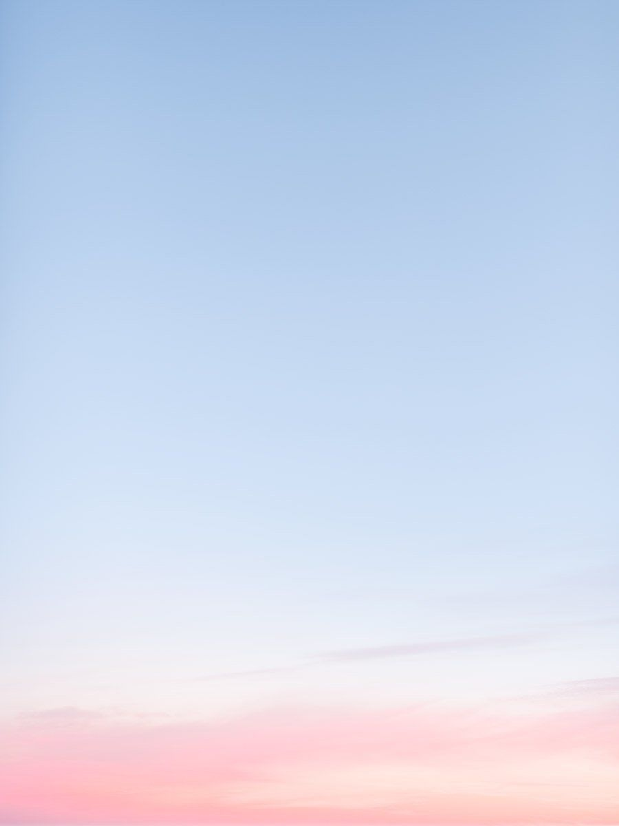 CANDY SKIES: BUBBLE GUM - 17.6x23.5 (edition of 25) / White No Mat