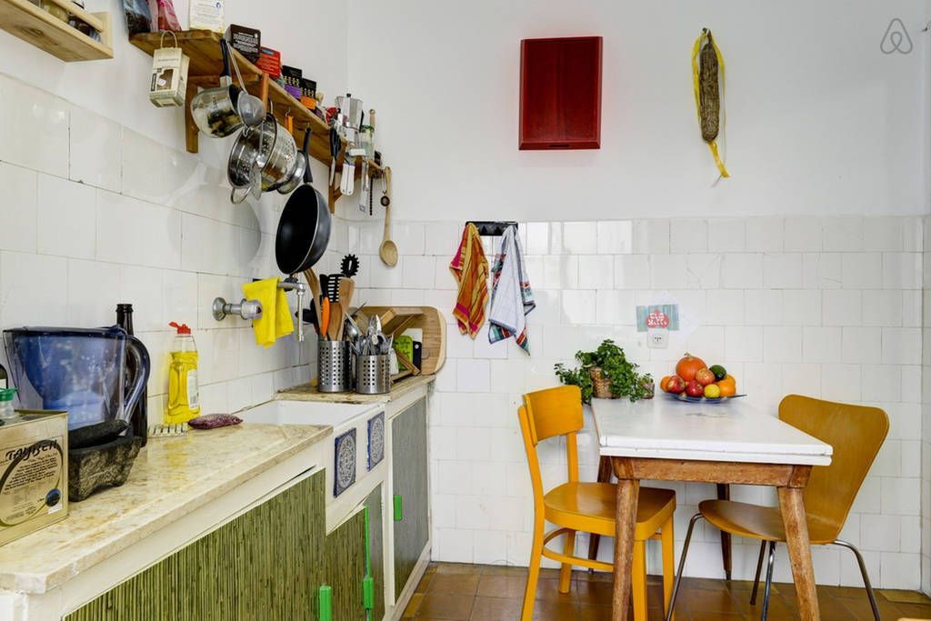 Check out this awesome listing on Airbnb: Room in spacious home near the sea in Tel Aviv-Yafo