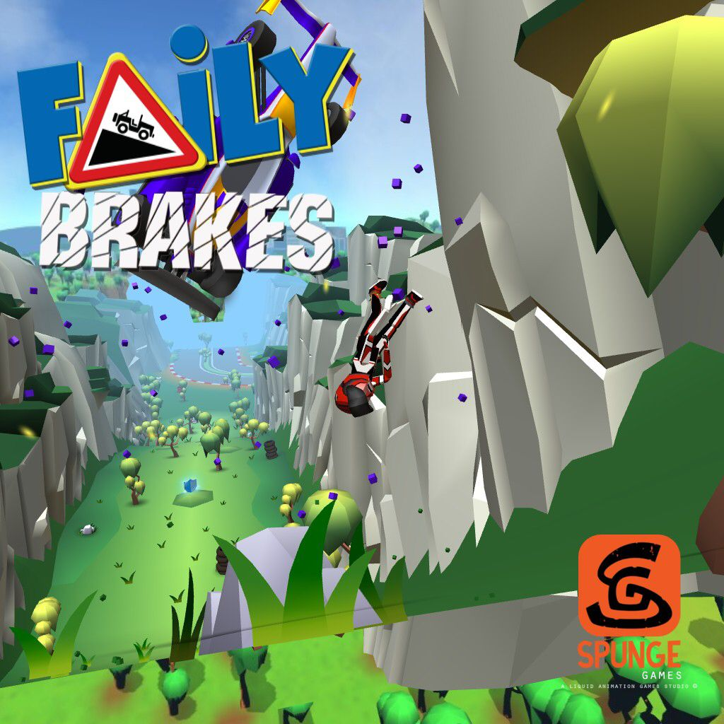 Check out my FailyBrakes action shot! Plenty of thrills