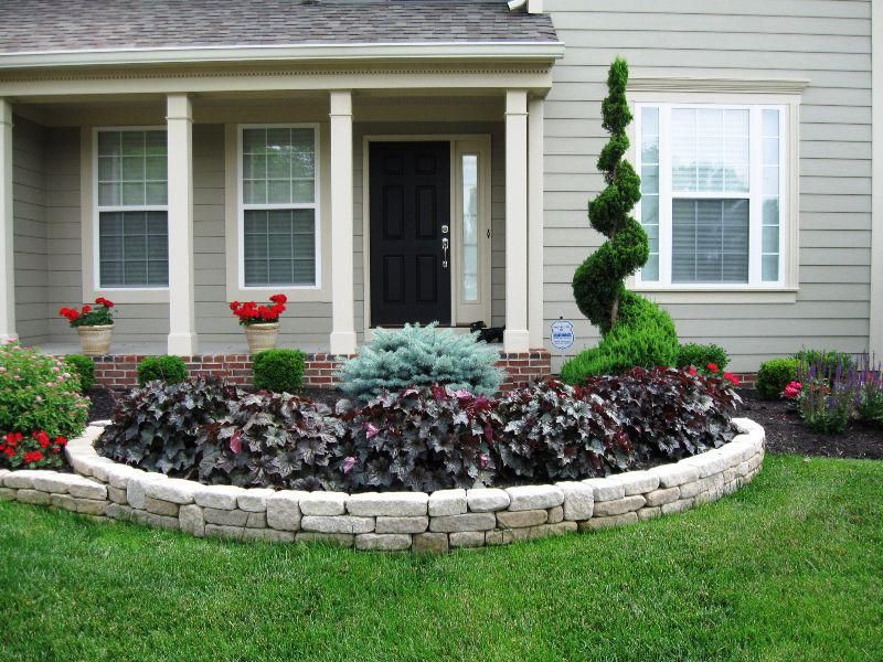 Front Yard Landscaping Ideas On A Budget Some Ideas To Consider