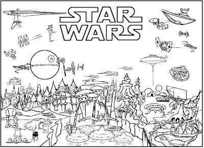 Ausmalbilder Star Wars Star Wars Malbuch Ausmalbilder Star Wars Ausmalbilder