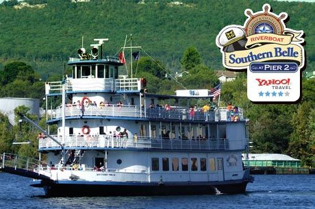 Southern Belle Riverboat Dinner Cruise Chattanooga