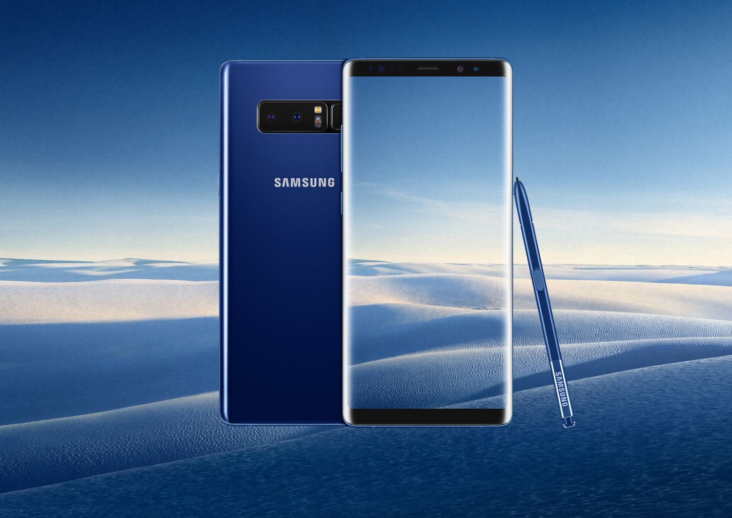 The Galaxy Note 8 is getting a new color in the US, and you're going