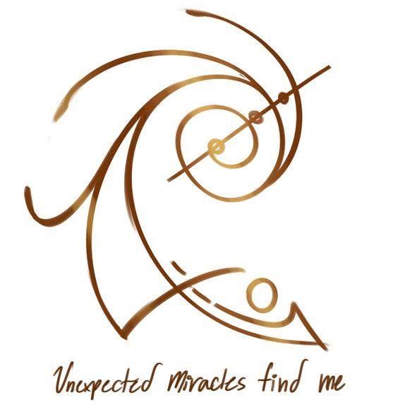 Unexpected Miracles Find Me Magick Symbols Pinterest Symbols