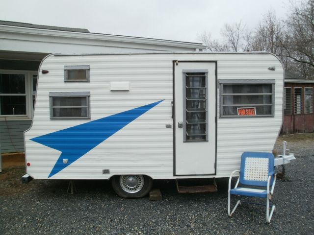 1968 Blazon Vintage Travel Trailer For SALE 3500 Call 609 420 4460 This