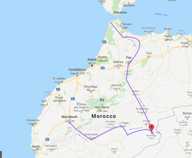 The Best 9 Day Itinerary to Morocco