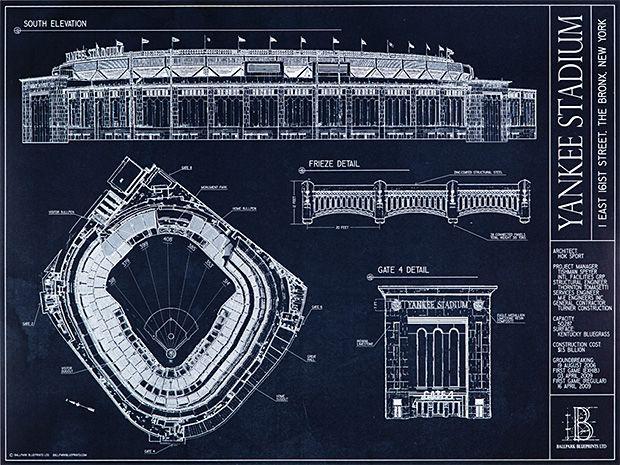 Ballpark blueprints ballpark wall art ballparkblueprints ballpark blueprints ballpark wall art ballparkblueprints malvernweather Choice Image