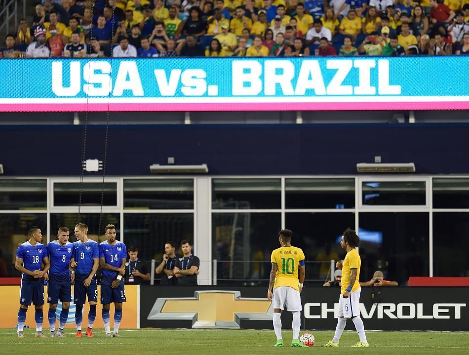 Fotos Brasilien Schiesst Klinsmann Ab Brasilien Jurgen Klinsmann Trainer