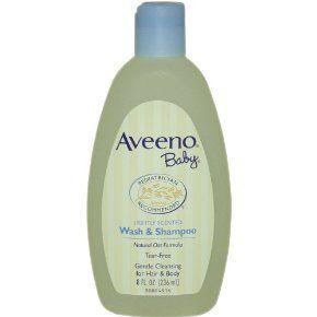 Aveeno Baby Wash Amp Shampoo Lightly Scented Skin Deep Cosmetics Database Environmental Working Group Baby Wash Aveeno Baby Aveeno