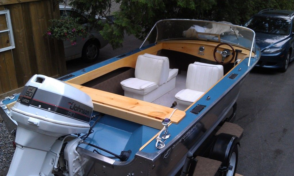 1968 Starcraft Jupiter Rebuild Page 45 Iboats Boating Forums