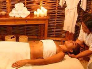 Cuarto de masajea